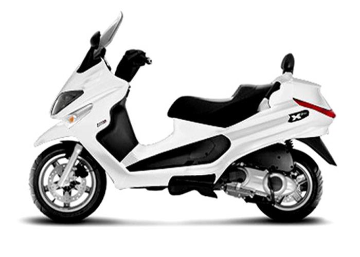 piaggio x evo 125 schulz rent a bike. Black Bedroom Furniture Sets. Home Design Ideas