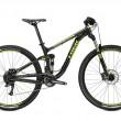 Trek Fuel EX5, negro verde