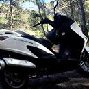 Suzuki Burgman 200 Scooter, Vespa, Roller