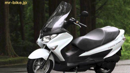 Suzuki Burgman, Roller