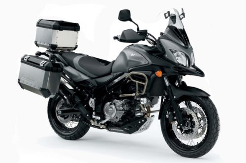 Suzuki V Strom Schulz Rent a Bike