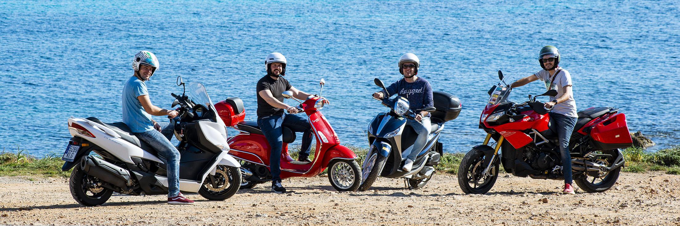 Schulz Rent A Bike auf Mallorca